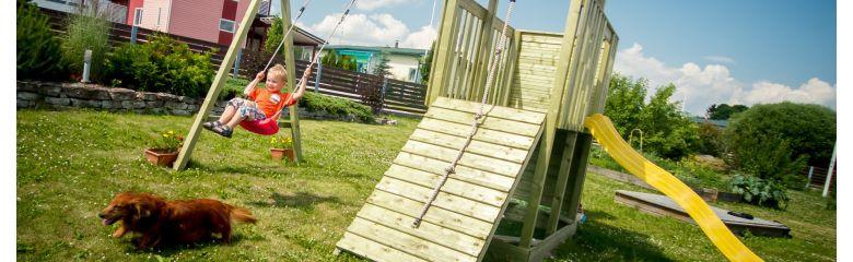 Kuidas muuta aed lastele atraktiivsemaks?