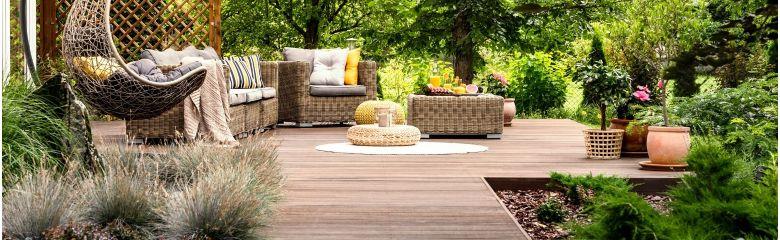 Uued trendid aias, terrassil ja rõdul