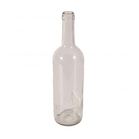 Veinipudel 0,75 liitirit valge