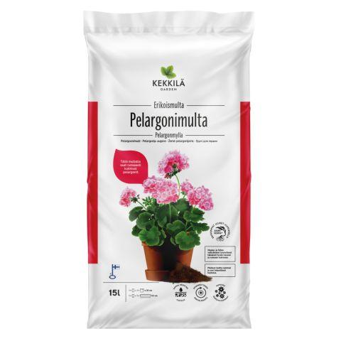 Kekkilä Pelargoonimuld 15L
