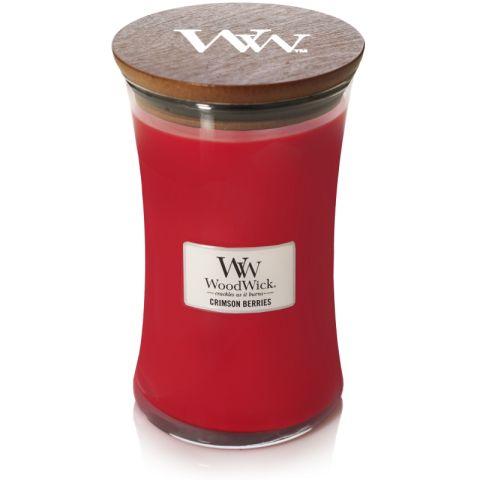 Lõhnaküünal Crimson Berries 10x10x17cm