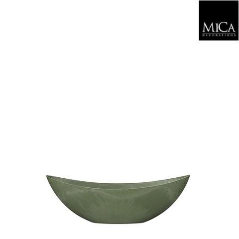 Pott Mila roheline l39xw12cm H13cm