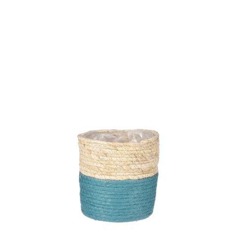 Korv Rachel sinine - h16xd16cm