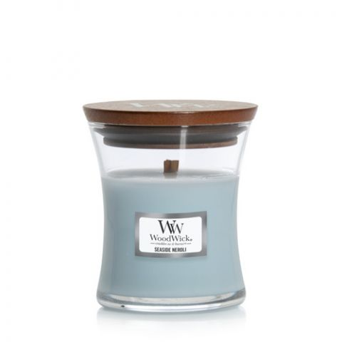 Woodwick küünal Seaside Neroli Mini Jar