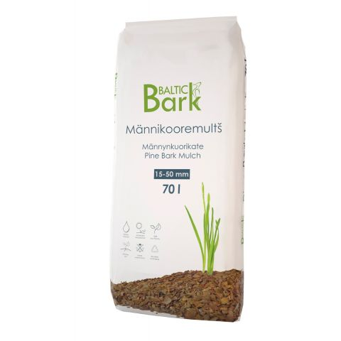 BALTIC BARK Männikooremults 70 l 15-50 mm