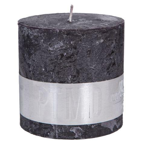 PTMD Lauaküünal Rustic Charcoal must 10 cm x 10 cm