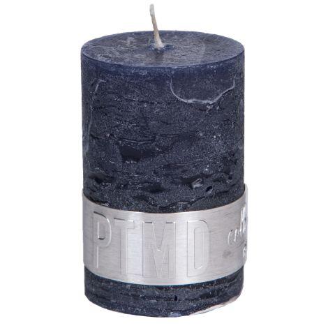 PTMD Lauaküünal Rustic Night sinine 6 cm  x 4 cm