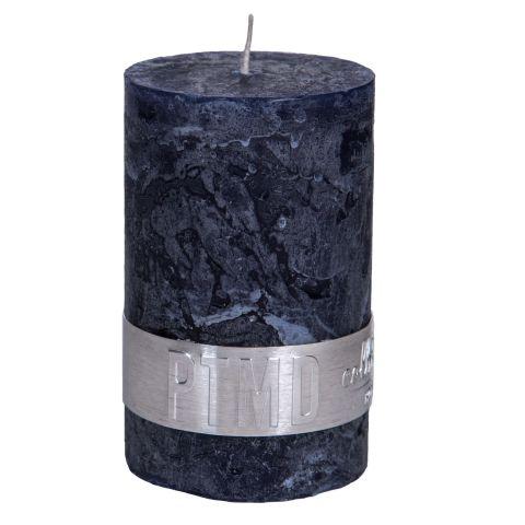 PTMD Lauaküünal Rustic Night sinine 8 cm  x 5 cm
