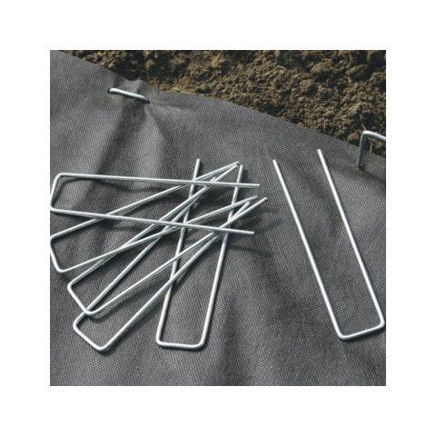 NORTENE Kinnitusklambrid kattekangale 10 tk/pk (17*3,5 cm),