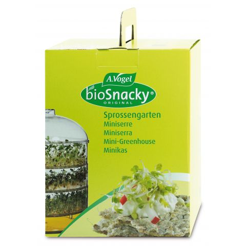 BIOSNACKY Domed Greenhouse idandamisnõu