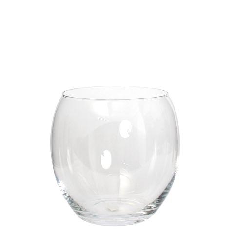 Klaasist vaas Vince h24d24, läbip