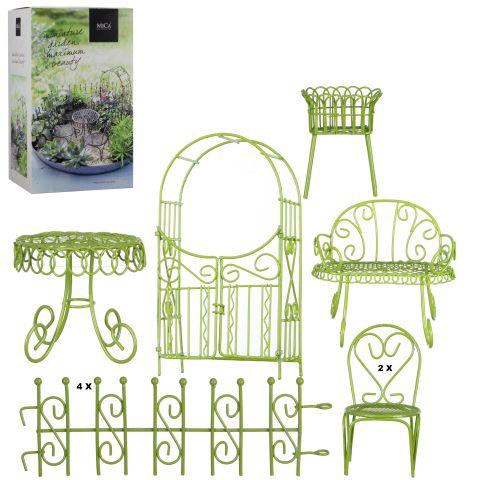 MICA mini aed roheline 10 osa