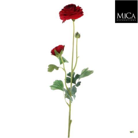 Kunstlill tulikas punane 71cm