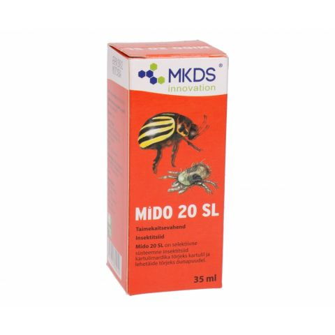 Mido 20SL 35 ml insektitsiid