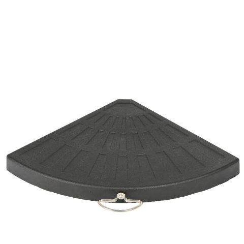 Päikesevarju tugiplaat 20kg 46,5x46,5x5,