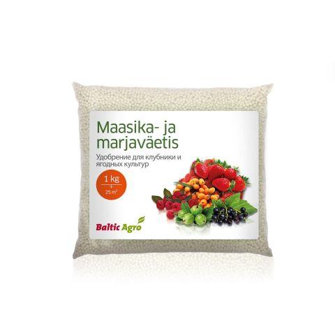 BALTIC AGRO Maasika- ja marjaväetis 1 kg