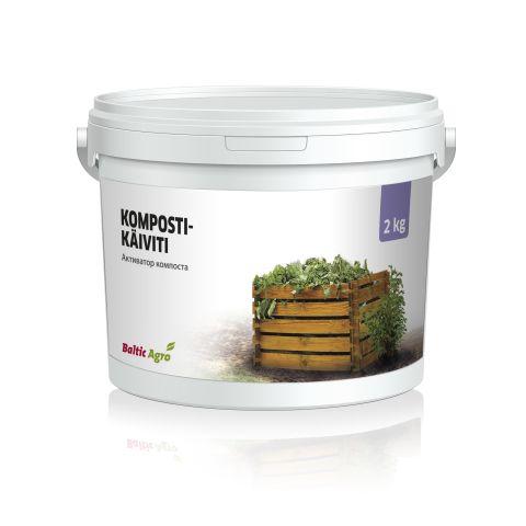 BALTIC AGRO Komposti käivitaja 2 kg
