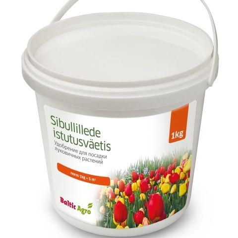 BALTIC AGRO Sibullillede istutusväetis 1 kg