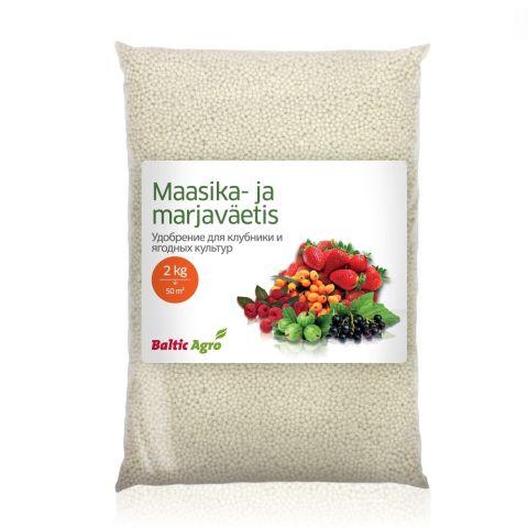 BALTIC AGRO Maasika- ja marjaväetis 2 kg