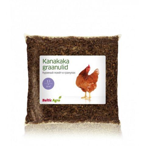 BALTIC AGRO Kanakaka graanulid 1 l