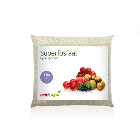 BALTIC AGRO Superfosfaat 1 kg
