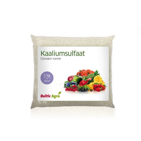 BALTIC AGRO Kaaliumsulfaat 1 kg