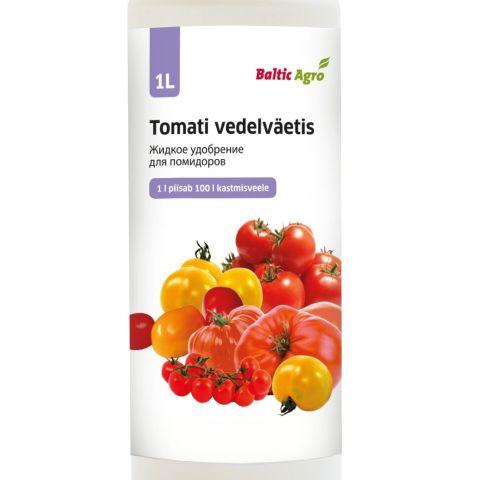 BALTIC AGRO Tomati vedelväetis 1 l