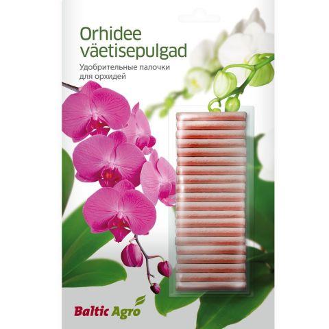 BALTIC AGRO Orhidee väetisepulgad 20 tk
