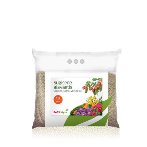 BALTIC AGRO Sügisene aiaväetis 4 kg