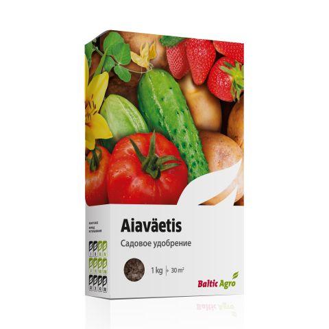 BALTIC AGRO Aiaväetis (karbis) 1 kg