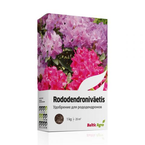 BALTIC AGRO Rododendroni väetis 1 kg