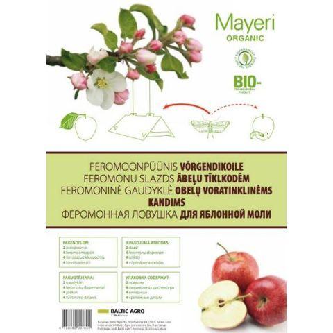 MAYERI Feromoon õunapuu võrgendikoile 2 tk