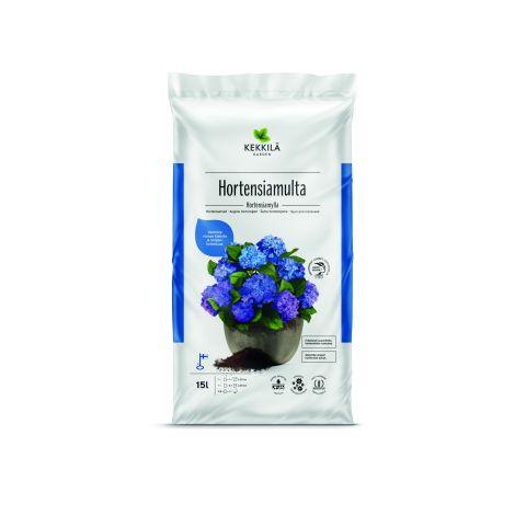 KEKKILÄ Hortensiamuld 15l