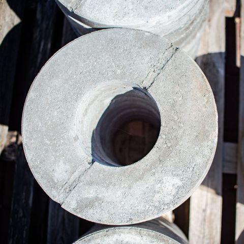 Kekkilä Astekivi suur helehall 38cm auguga