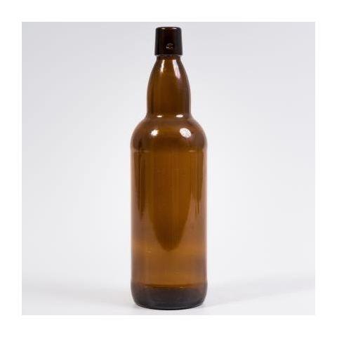 Pudel 1 l sulguriga pruun
