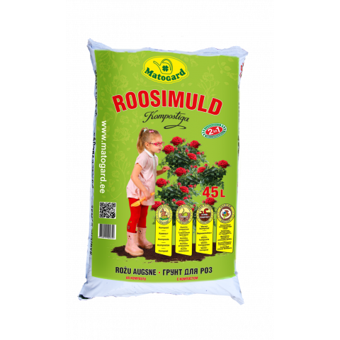 Matogard Roosimuld 45 l