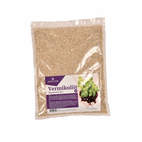 Horticom Vermikuliit 3 liitrit