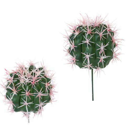 Kunstlill kaktus mini