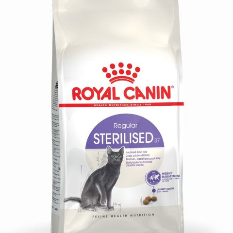 ROYAL CANIN Sterilised 37 0,4 kg
