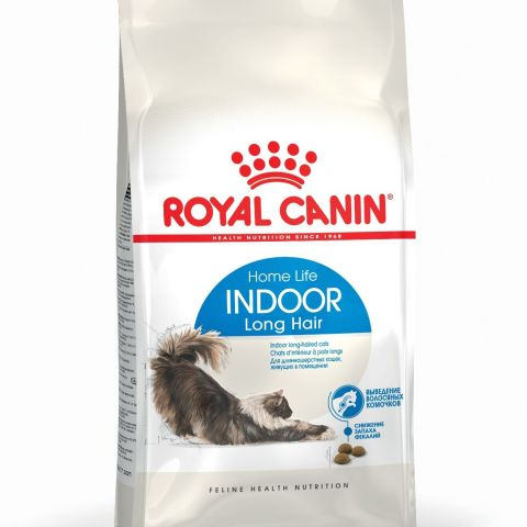 ROYAL CANIN Indoor Long Hair 35 0,4 kg