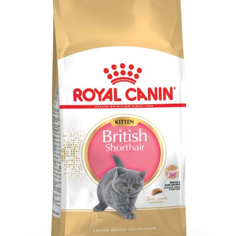 ROYAL CANIN FBN Kitten British Short 0,4 kg