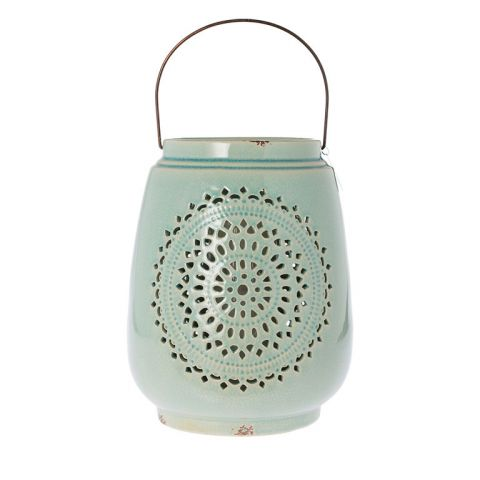 RIVERDALE Latern Nancy mint 32 cm