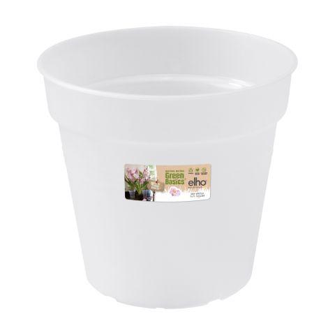 ELHO Orhidee istutuspott Green Basics 13 x 12cm läbipaistev