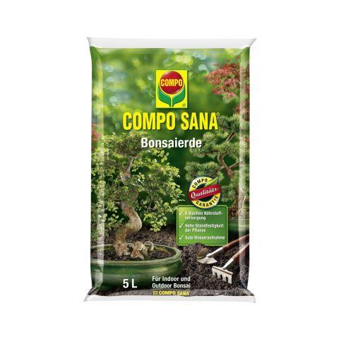 COMPO Bonsai muld 5L