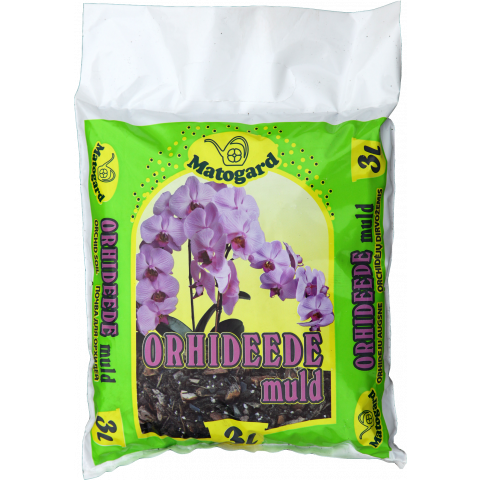 Matogard Orhideemuld 3l