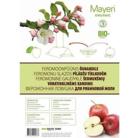 MAYERI Feromoonpüünis õunakoile 2 tk
