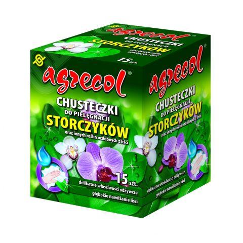 AGRECOL Salvrätid taimelehtede puhastamiseks 15tk