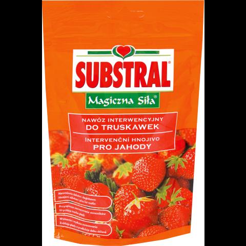 SUBSTRAL MG Maasikate pulberväetis 350 g
