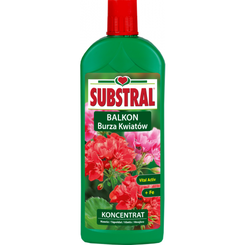 SUBSTRAL Suvelillede väetis 1000 ml