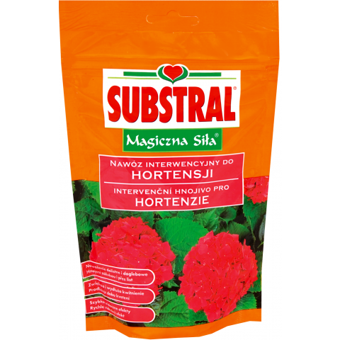 SUBSTRAL Hortensia väetis 350 g